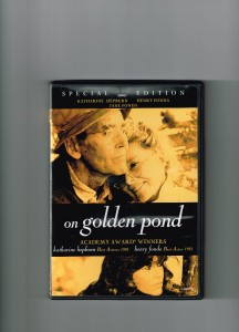 """On Golden Pond"" Starring Henry Fonda, Katharine Hepburn, & Jane Fonda"